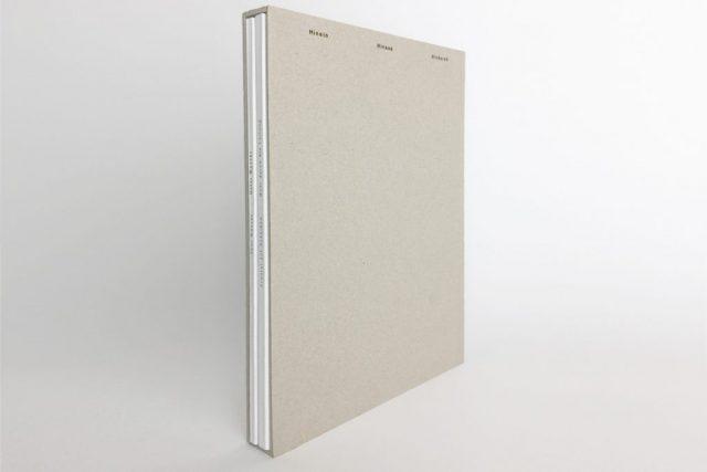 Hinein Hinaus Hindurch – Publikation aus 38 Photoradierungen, 2018, Installationsansicht, Changchun Sculpture Museum